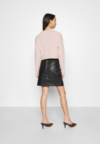 New Look - MINI - A-line skirt - black - 2