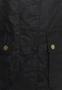Barbour International - DELTA - Summer jacket - black - 2