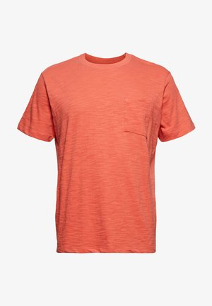 T-shirt basique - coral red
