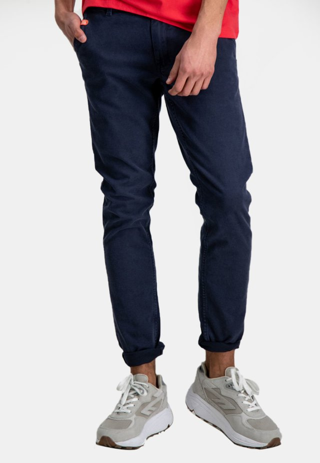 Slim fit jeans - dark moon