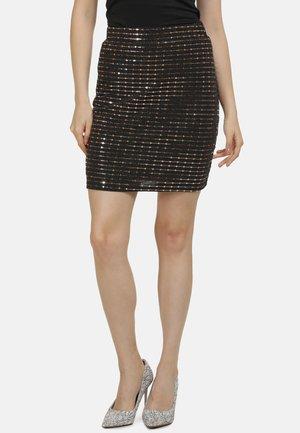 Mini skirt - rosa gold