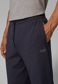 BOSS - MIX&MATCH - Pyjama bottoms - dark blue - 3