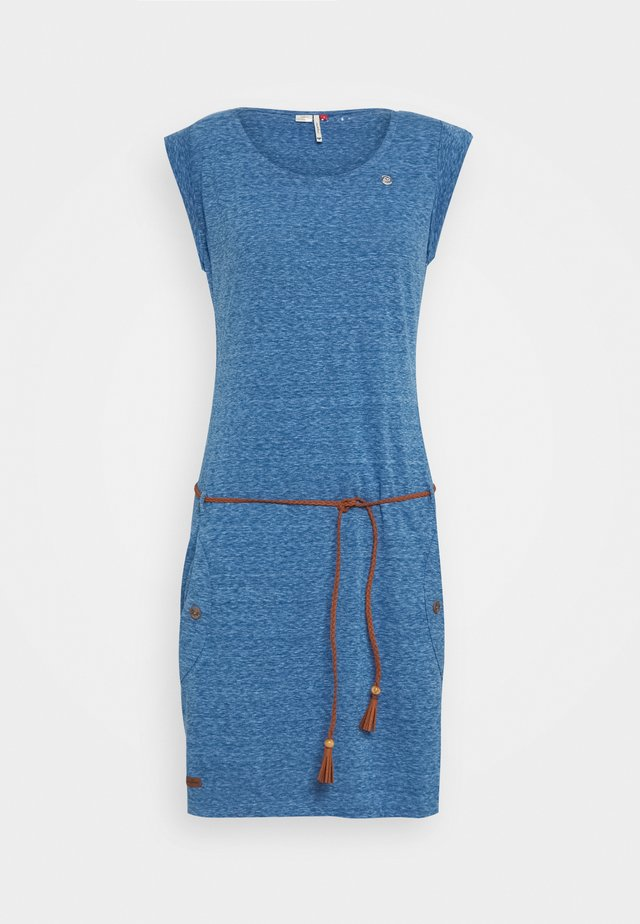 Robe en jersey - blue