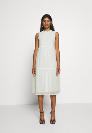 VMDAMLA CALF DRESS - Sukienka letnia - birch