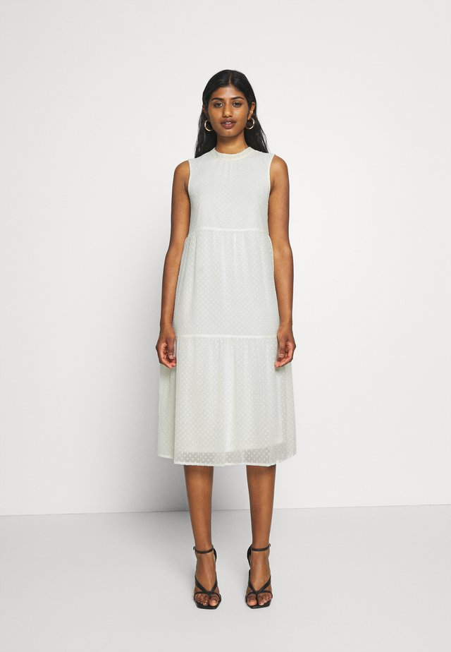 VMDAMLA CALF DRESS - Sukienka letnia - birch
