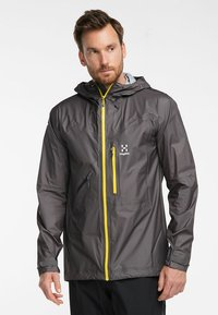 Haglöfs - L.I.M CROWN JACKET - Outdoor jacket - grey - 0