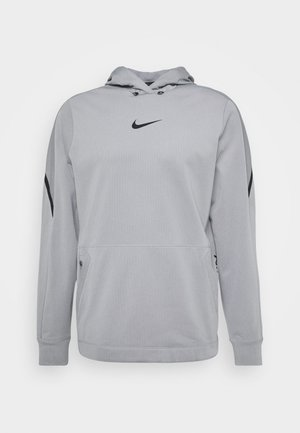 Hoodie - particle grey/black