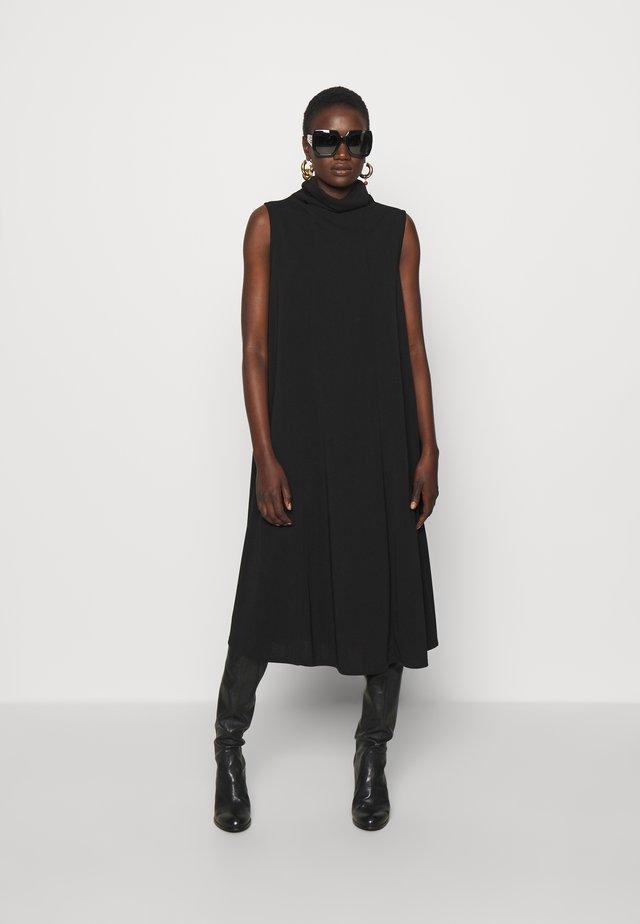FANTINO - Jersey dress - nero