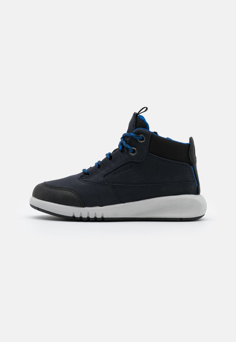 Geox - AERANTER BOY ABX - High-top trainers - navy/royal