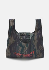 Carhartt WIP - KEYCHAIN SHOPPING BAG UNISEX - Maisiņveida soma - unite/copperton - 2