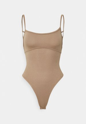EXTREME UP STRAPPY - Top - mocha
