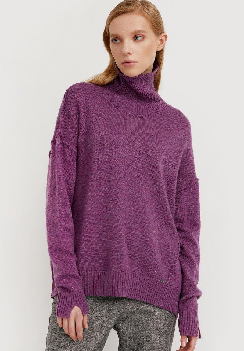 Finn Flare - Jumper - violet