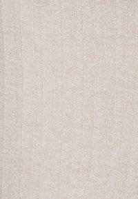 Gina Tricot Petite - TARA TROUSERS - Trousers - beige - 5