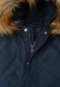 Bomboogie - Down coat - navy blue - 4