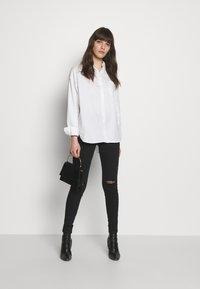 Dorothy Perkins - ALEX - Jeans Skinny Fit - black - 1