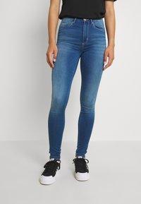 ONLY - ONLROYAL LIFE - Skinny džíny - light medium blue denim - 0