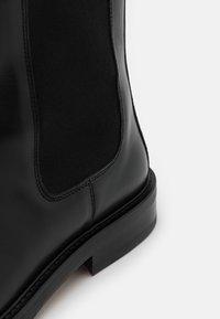 ARKET - BOOTS - Kotníkové boty - black - 5