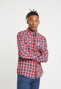 Wrangler - WESTERN - Shirt - red - 0