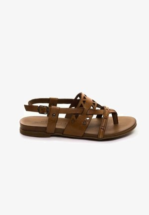 Sandalias - marrón