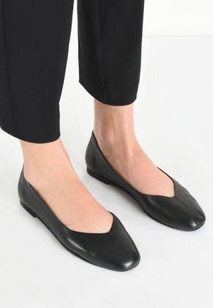 Ballet pumps - black blk