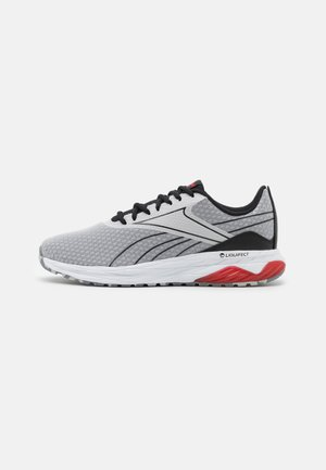 LIQUIFECT 180 2.0 - Laufschuh Neutral - pure grey/core black/vector red