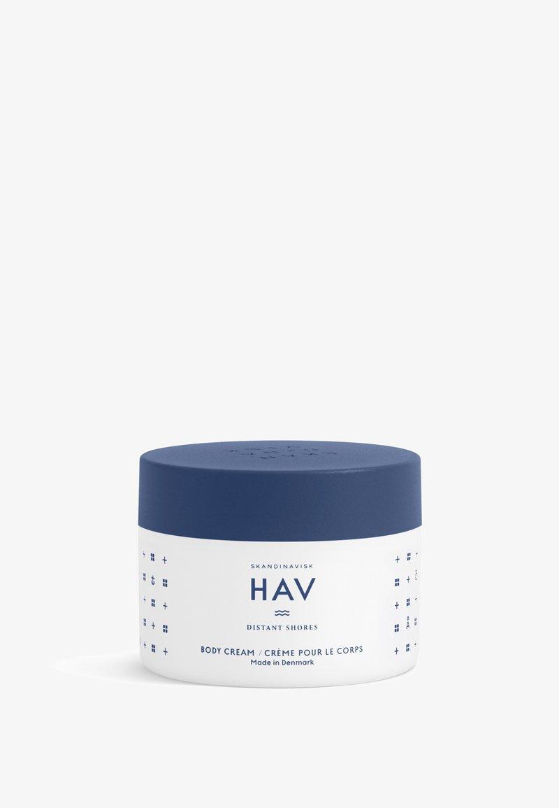 Skandinavisk - BODY CREAM 200ML - Moisturiser - hav blue