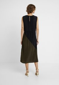 Great Plains London - MARNIE - Cocktail dress / Party dress - dark olive/black - 3