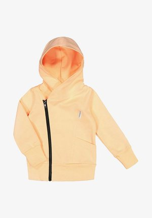 Zip-up sweatshirt - honey/black