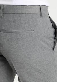 Tommy Hilfiger Tailored - SLIM FIT SUIT - Puku - grey - 9