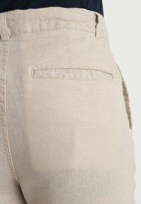 Lindbergh - PANTS - Trousers - sand - 5