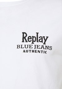 Replay - Print T-shirt - white - 6