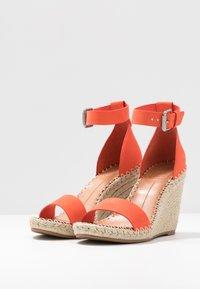 Dolce Vita - NOOR - High heeled sandals - red - 4