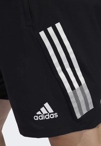 adidas Performance - 4KRFT 3-STRIPES 9-INCH SHORTS - Sports shorts - black - 5