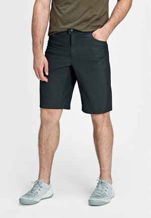 MASSONE - Outdoor shorts - black