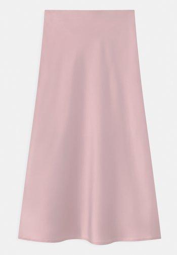 MAXINE  - Maxi skirt - purple
