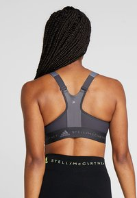 adidas by Stella McCartney - MASTECTOMY CLIMALITE BRA - Sports bra - grey five/utility black - 3