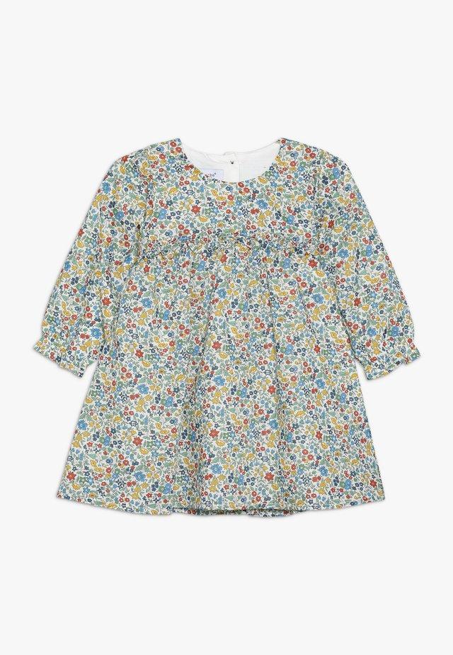 BABY DRESS POMMEDEREINETTE - Vestido informal - marine blue
