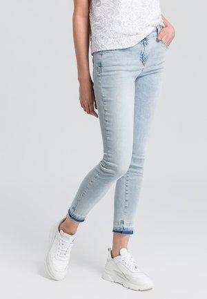 Jeans Skinny Fit - blue denim varied