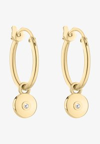 Cool Time - Earrings - gold - 2