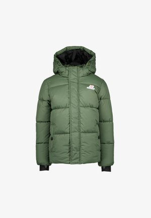 TIAN SET - Winter jacket - army
