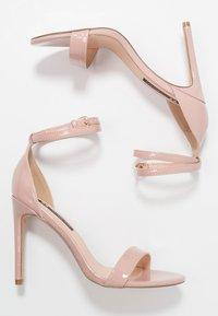 Even&Odd - Sandaler med høye hæler - nude - 3