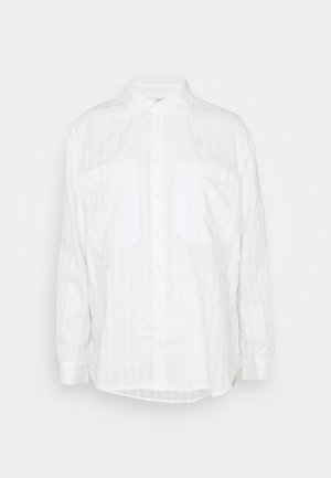 BLOUSE - Bluser - off white