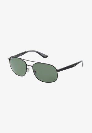 Sunglasses - black/polar green