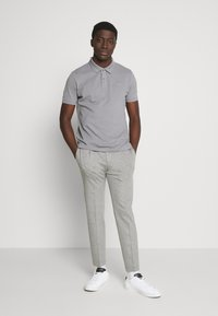 s.Oliver - Polo shirt - ice grey - 1