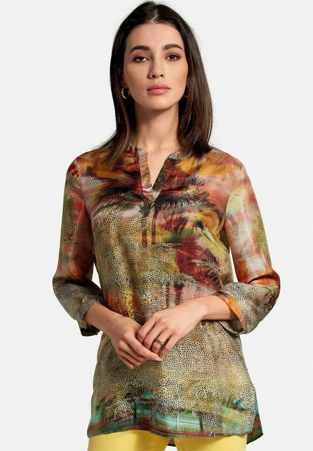 TUNIKA 3/4-ARM - Blouse - multicolor