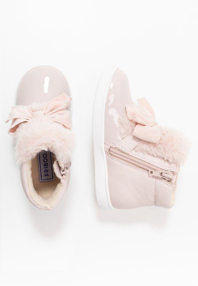 Bottines - unilight pink