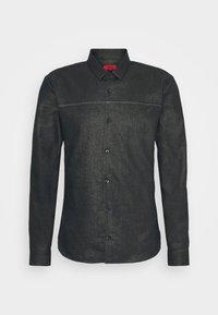 HUGO - ERO EXTRA SLIM FIT - Shirt - black - 5