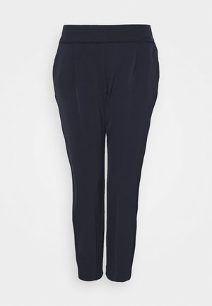 PULL ON TROUSER - Bukse - navy