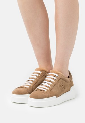 HOLLYWOOD  - Trainers - cognac