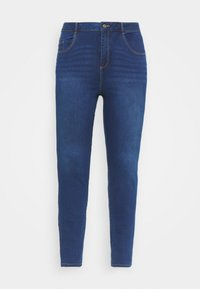 Dorothy Perkins Curve - ELLIS SKINNY - Jeans Skinny Fit - mid was denim - 3